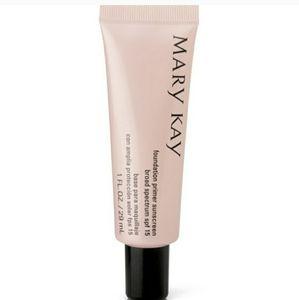 Mary Kay Foundation Primer Sunscreen